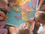 Tydzień hiszpański w przedszkolu, sierpień 2014
