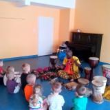 Przybliżamy Afrykę – zespół Karibu w przedszkolu