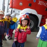 Wycieczka do Komendy Straży Pożarnej, kwiecień 2015