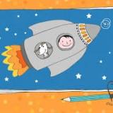 Fizyka jest odlotowa – warsztaty Z motyką w kosmos