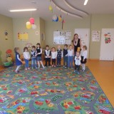Pasowanie na Przedszkolaka, wrzesień 2015