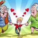 Spotkania z Dziadkami – przemili Goście w naszym przedszkolu