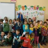 Spotkanie z pierwszakami w Szkole Podstawowej nr 144, kwiecień 2016