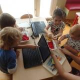 Komputery i roboty w przedszkolu, trzeci tydzień lipca