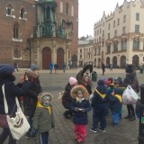 Listopadowa wycieczka po Krakowie