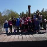 Zielone przedszkole nad morzem, majówka 2019