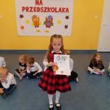 Pasowanie na Przedszkolaka, październik 2020