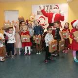 Wizyta Świętego Mikołaja w Bajkowej Krainie